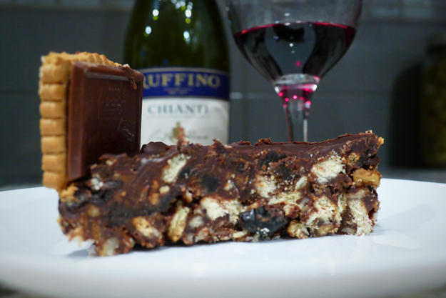 NO-BAKE-Chocolate-cake