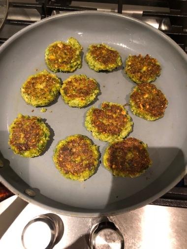 falafel fried