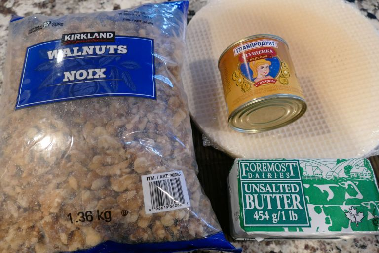 all-Waffle-cake-ingredients