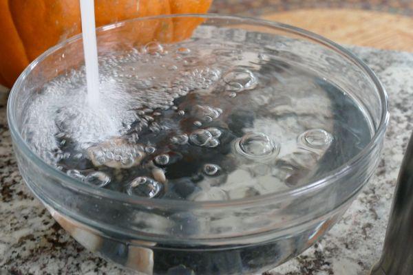 Chlorine-Free-Water