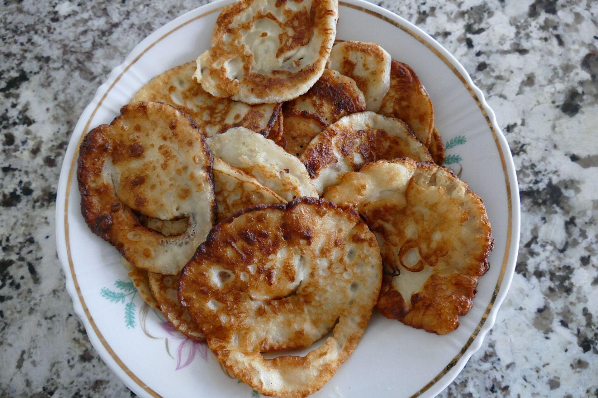 Healthy-Oatmeal-Pancakes
