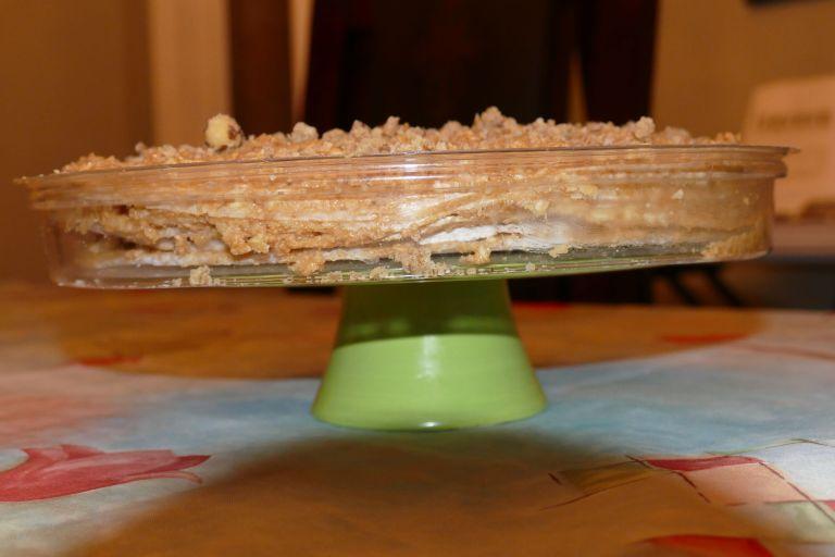 Waffle-cake-super-easy